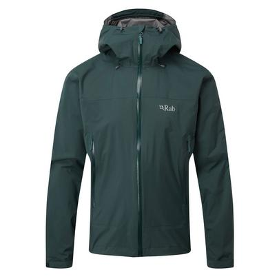 Rab Men's Downpour Plus Jacket - Green
