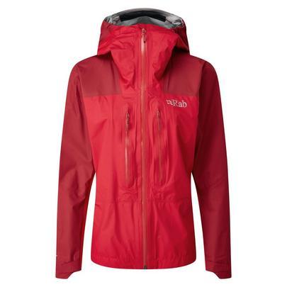 Rab Women's Zenith Jacket - Red