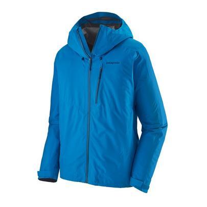 Patagonia Men's Calcite Waterproof Jacket - Blue