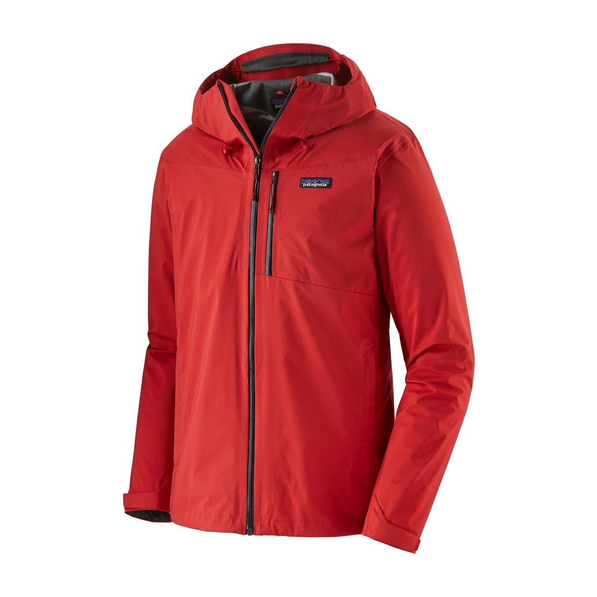 Patagonia Men's Patagonia Rainshadow 3l Waterproof Jacket - Red