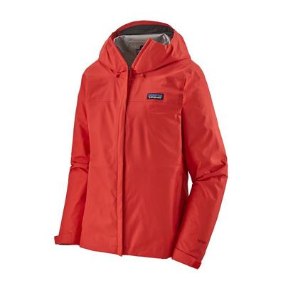 Patagonia Women's Torrentshell 3L Jacket - Orange