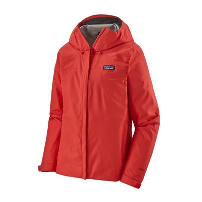 Patagonia Women's Patagonia Torrentshell 3L Waterproof Jacket - Orange