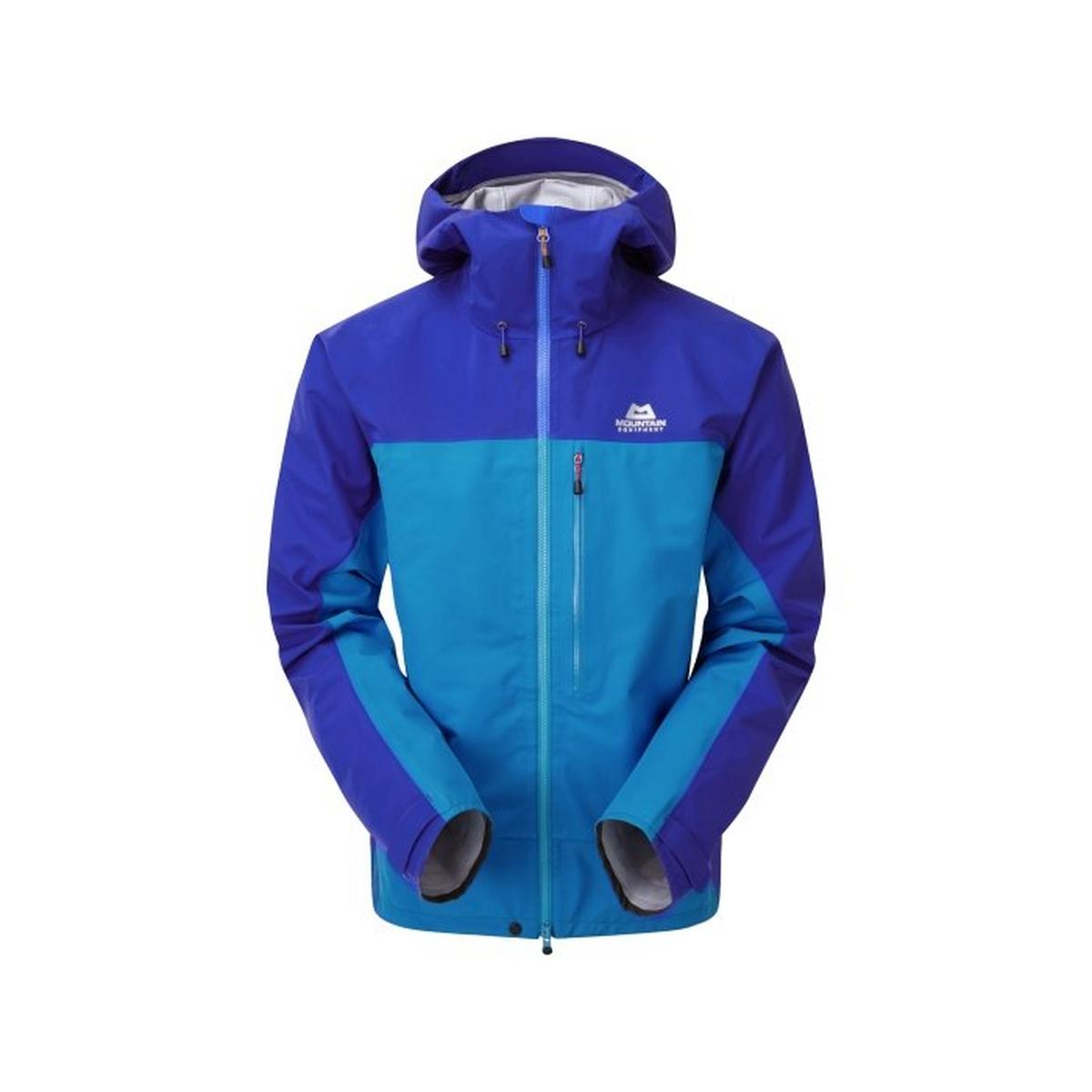 Mountain Equipment Men's Mountain Equipment Makalu Waterproof Jacket - Blue