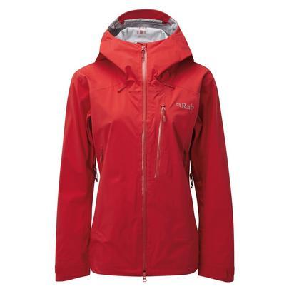 Rab Women's Firewall Jacket - Red
