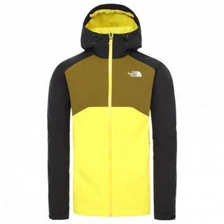 Men's Stratos Hooded Jacket - Yellow