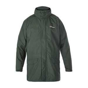 Men's Berghaus Long Cornice II Waterproof Jacket - Green