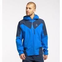 Men's L.I.M Touring proof Jacket - Storm Blue/Tarn Blue