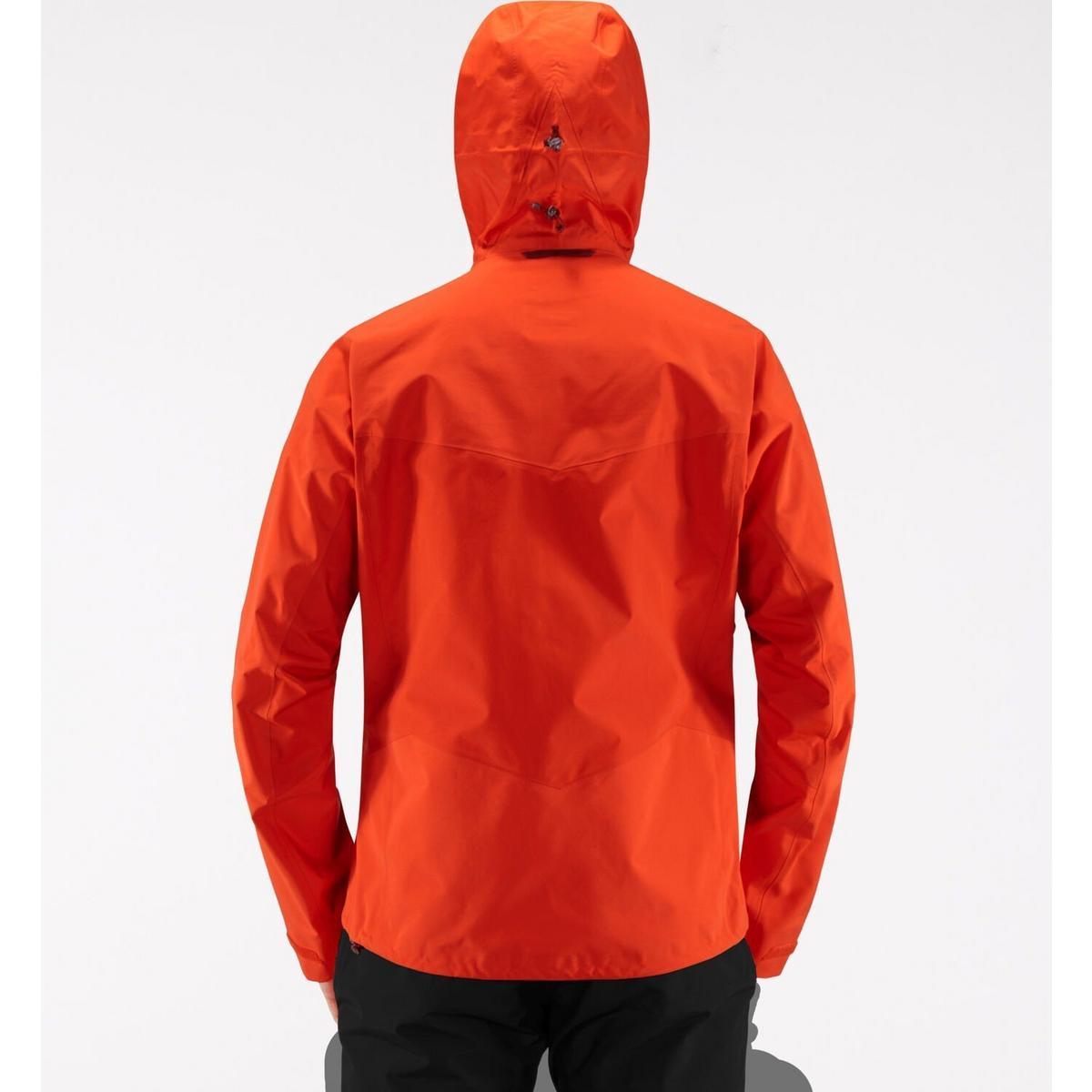 Haglofs Men's Haglofs Spitz Waterproof Jacket- Orange