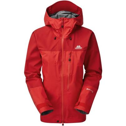 Mountain Equipment Women's Manaslu Jacket - Red