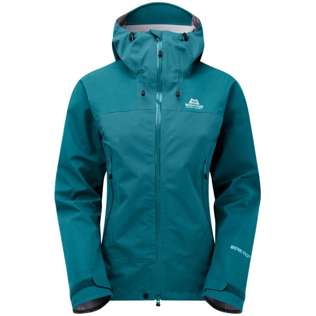 Mountain Equipment Women's Rupal Jacket - Legoin Blue