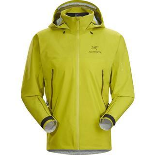 Men's Arc'teryx Beta AR Waterproof Jacket - Green
