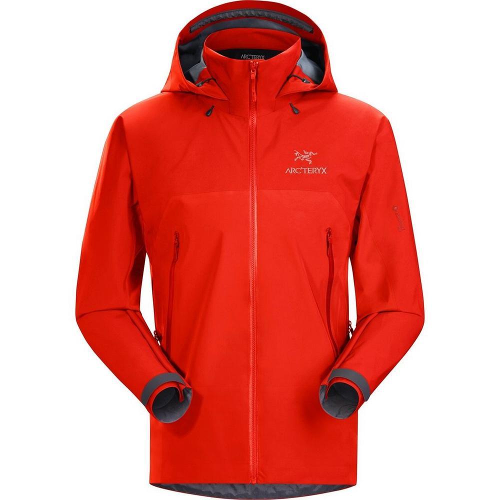 Arcteryx Men's Arc'teryx Beta AR Waterproof Jacket - Red
