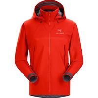 Men's Beta AR Waterproof Jacket - Dynasty Red