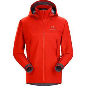 Men's Arc'teryx Beta AR Waterproof Jacket - Red
