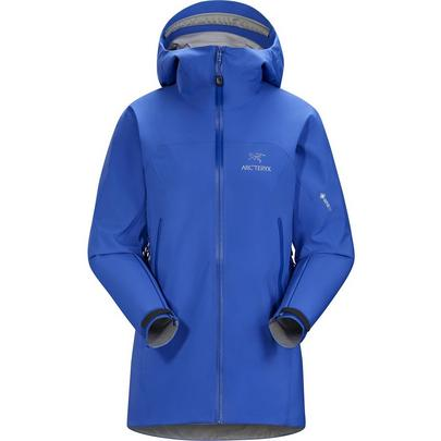 Arcteryx Women's Zeta AR Jacket - Ellipse Blue
