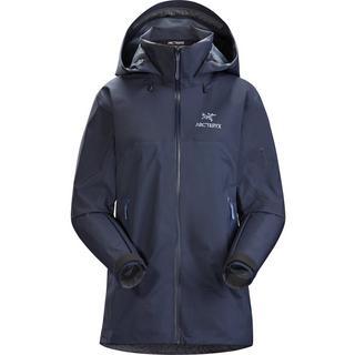 Women's Arc'teryx Beta AR Waterproof Jacket - Navy