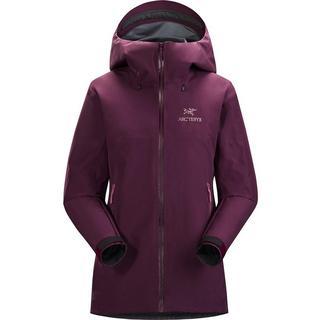 Women's Arc'teryx Beta FL Waterproof Jacket - Purple