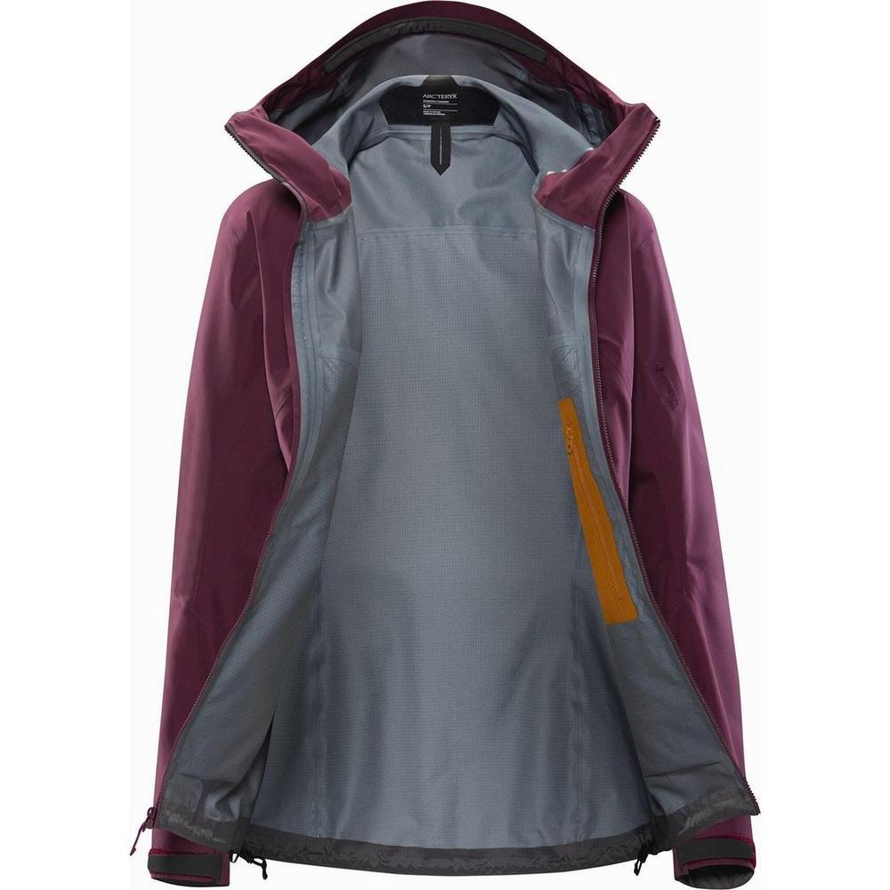 Arcteryx Women's Arc'teryx Beta FL Waterproof Jacket - Purple