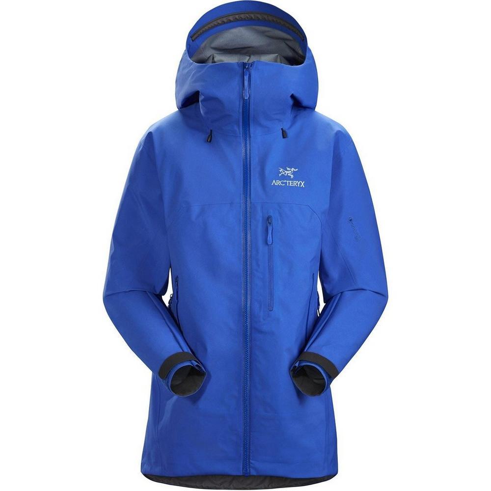 Arcteryx Women's Arc'teryx Beta SV Waterproof Jacket - Blue