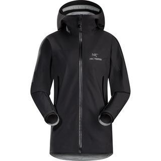 Women's Arc'teryx Zeta AR Waterproof Jacket - Black
