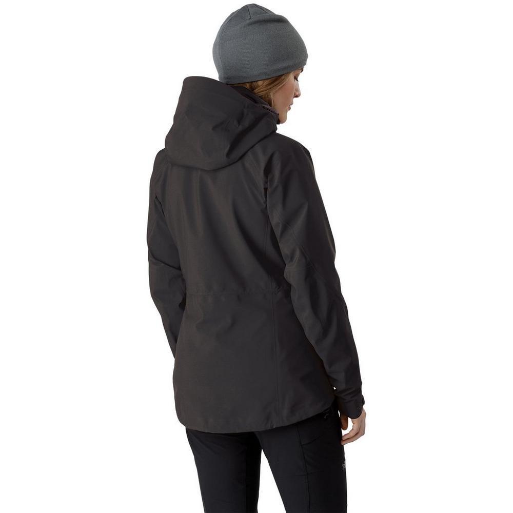 Arcteryx Women's Arc'teryx Zeta AR Waterproof Jacket - Black