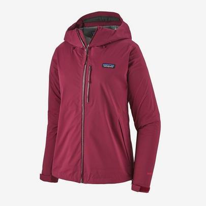 Patagonia Women's Rainshadow Jacket - Red