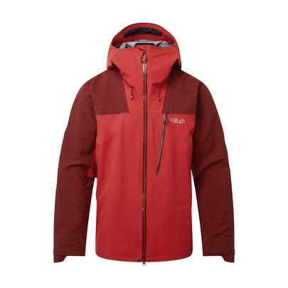 Rab Men's Ladakh GTX Jacket - Oxblood Red