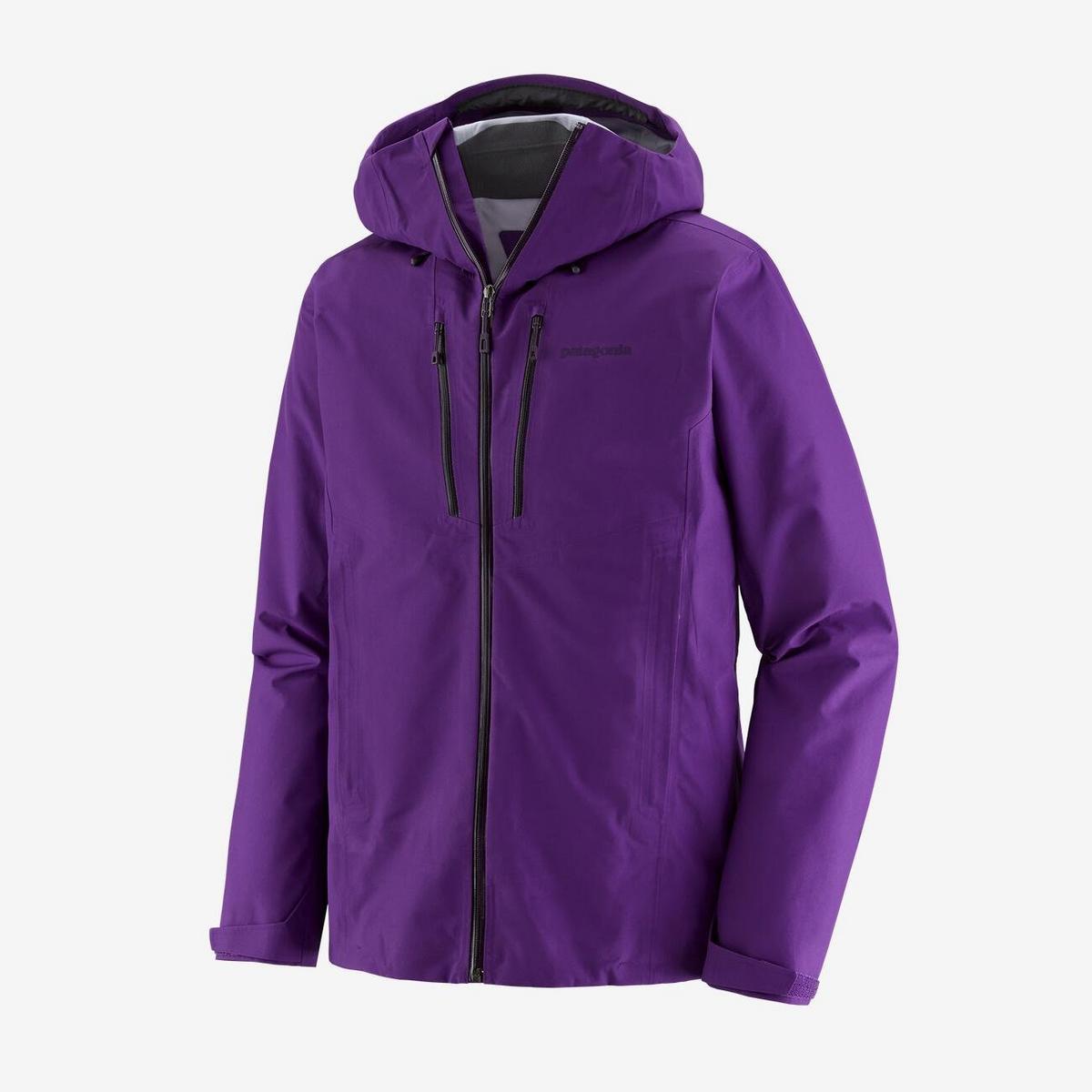 Patagonia Men's Patagonia Triolet Waterproof Jacket - Purple