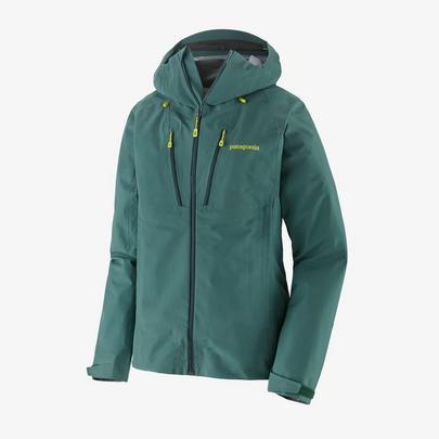 Patagonia Women's Triolet Jacket - Regen Green