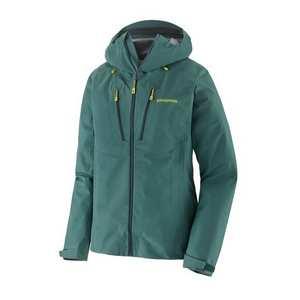 Women's Patagonia Triolet Waterproof Jacket - Green