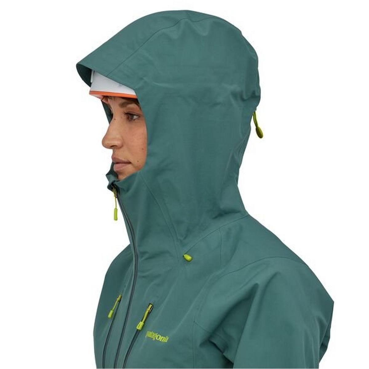 Patagonia Women's Patagonia Triolet Waterproof Jacket - Green