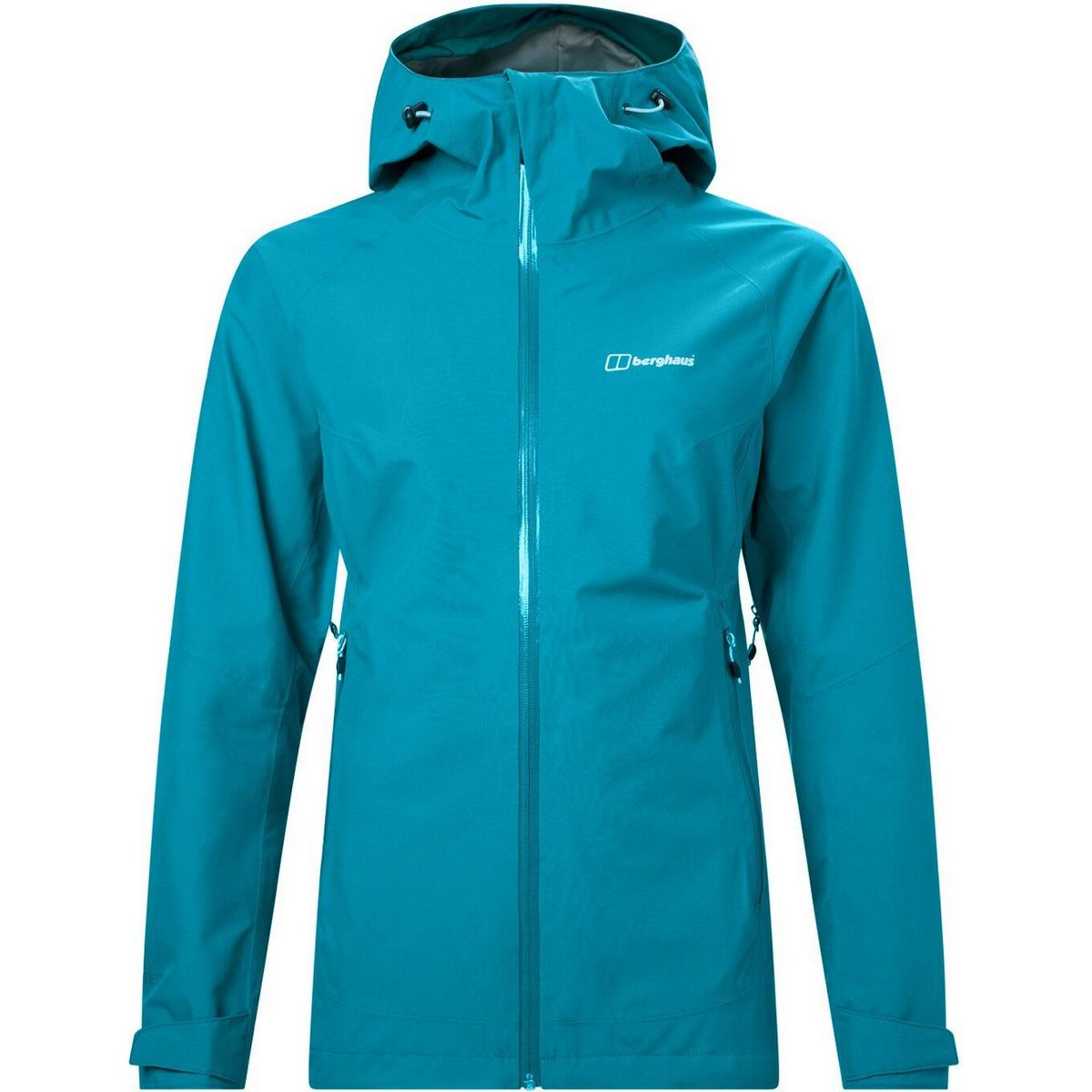 Berghaus Women's Berghaus Ridgemaster Vented Waterproof Jacket - Blue