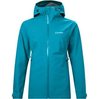 Women's Berghaus Ridgemaster Vented Waterproof Jacket - Blue