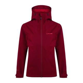 Women's Fellmaster Waterproof Jacket - Red