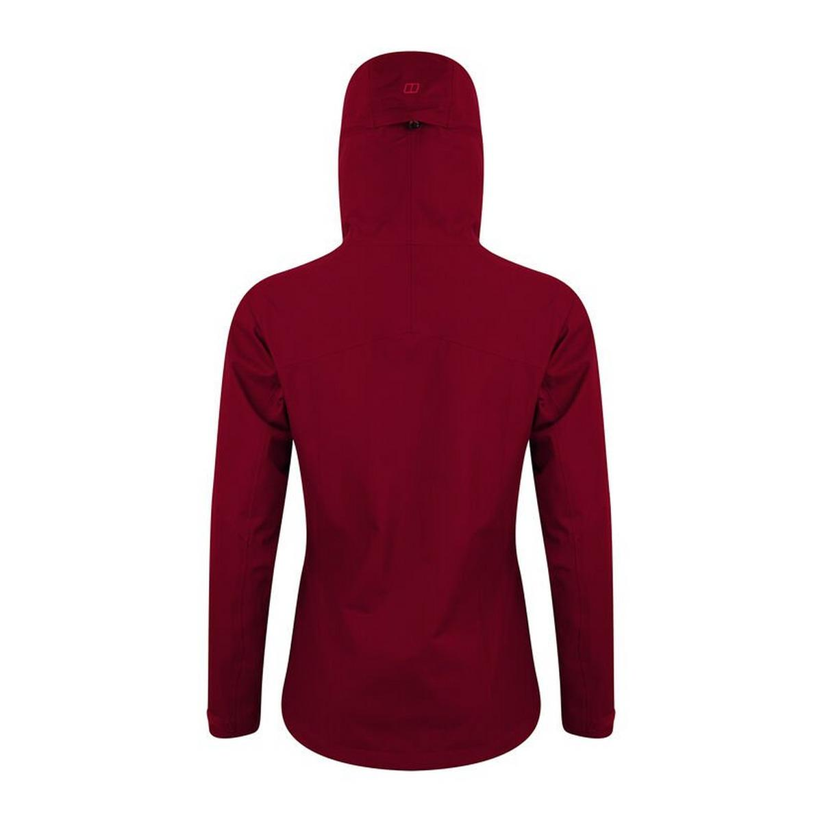 Berghaus Women's Fellmaster Waterproof Jacket - Red