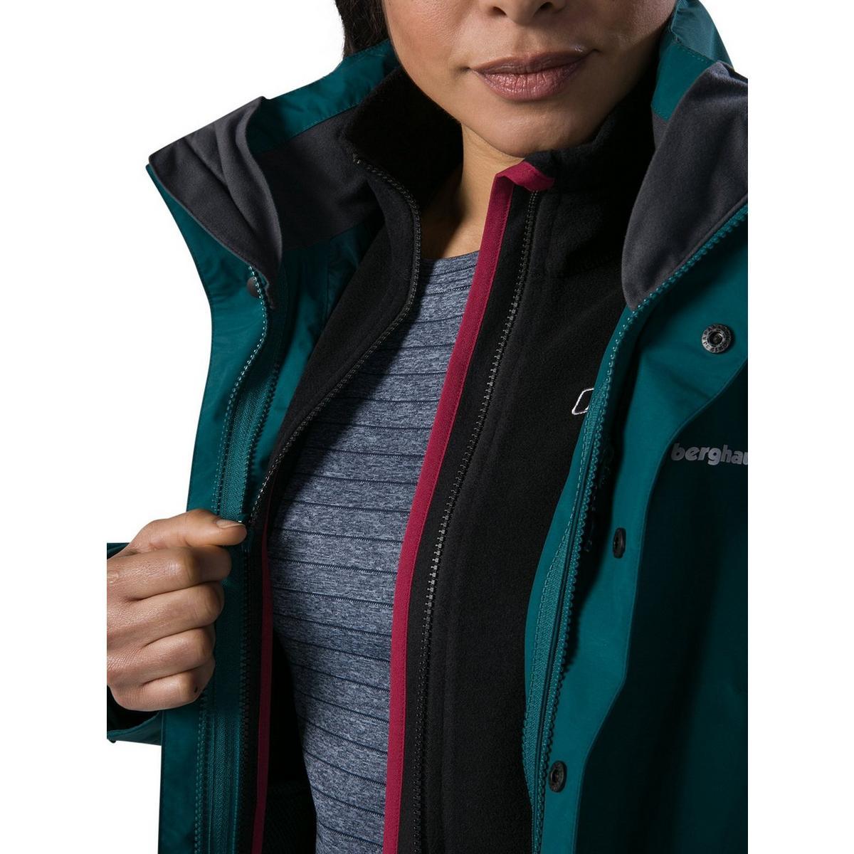 Berghaus Women's Berghaus Highland Ridge IA Waterproof Jacket - Green