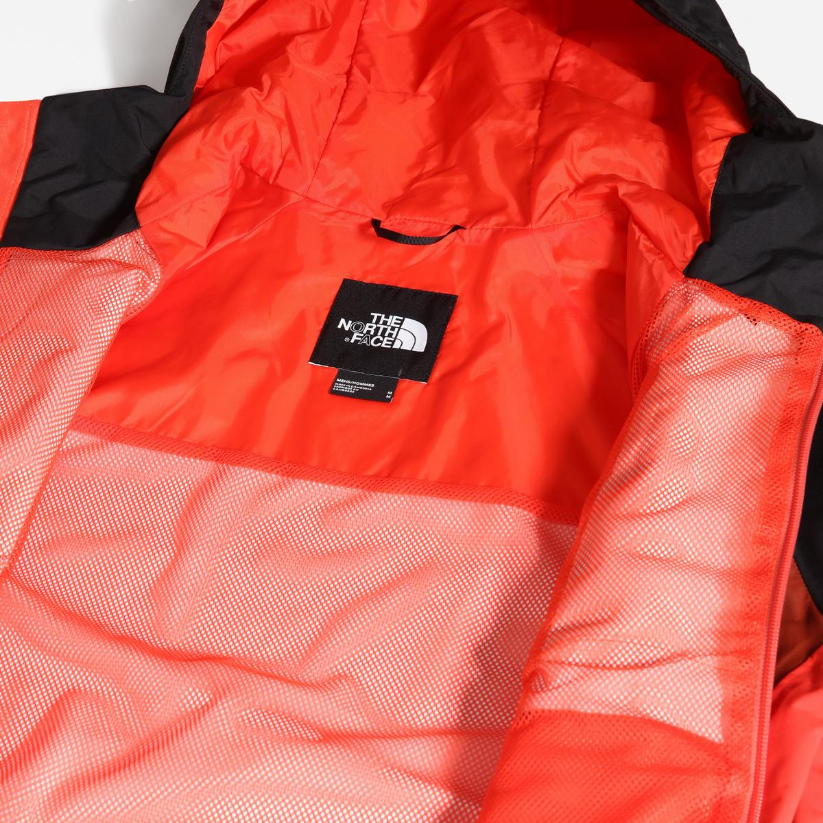 The North Face Men's Stratos Jacket - Black/Red