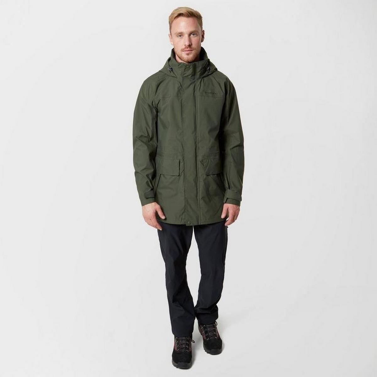 Brasher Men's Grisedale Jacket - Khaki