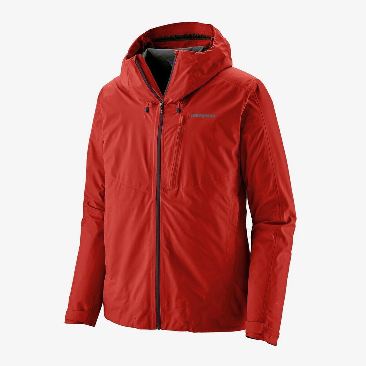 Patagonia Men's Caclite Jacket - Hot Ember