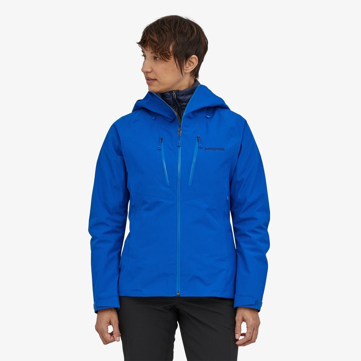 Patagonia Women's Triolet Jacket - Alpine Blue