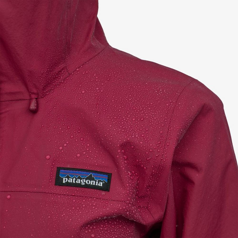 Patagonia Women's Torrentshell 3L Jacket - Red