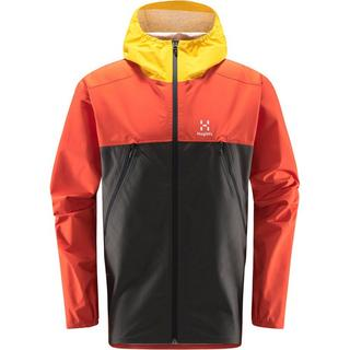Men's Spira Jacket - Habanero/Magnetite