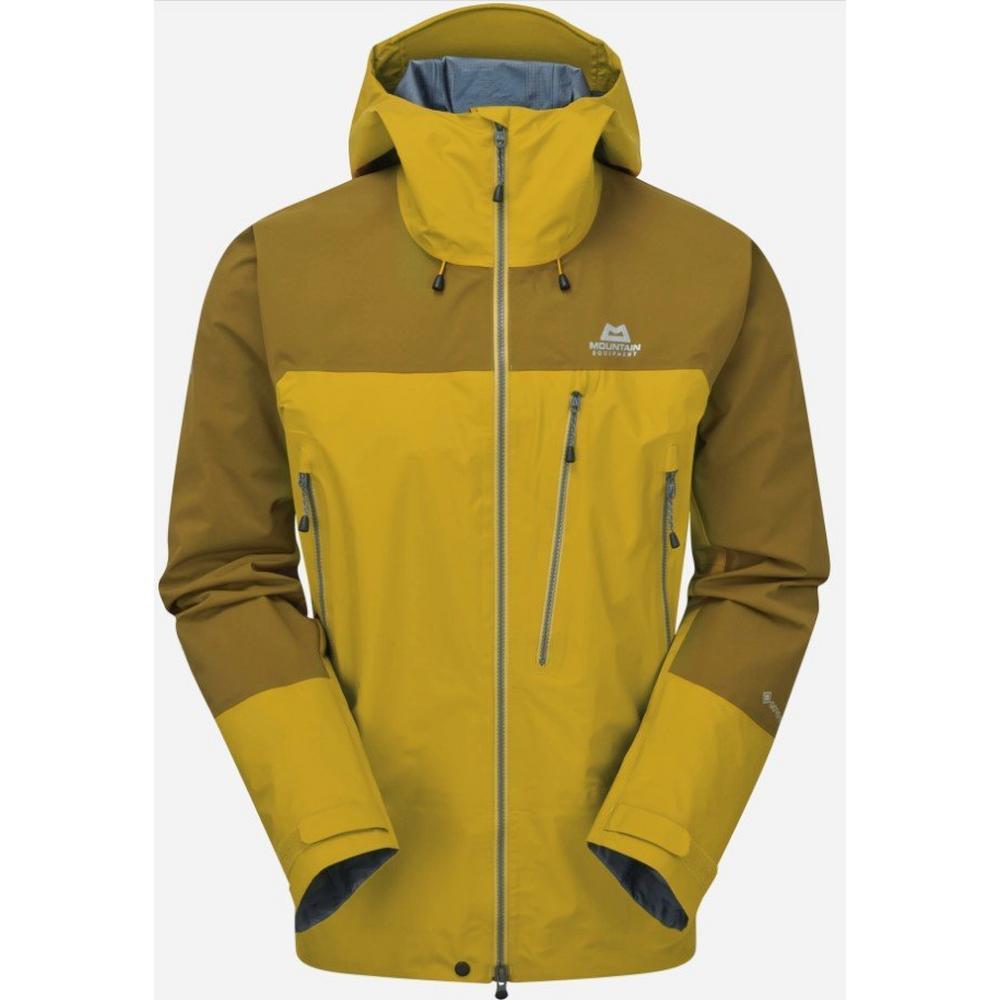 Mountain Equipment Men's Lhotse Jacket - Yellow
