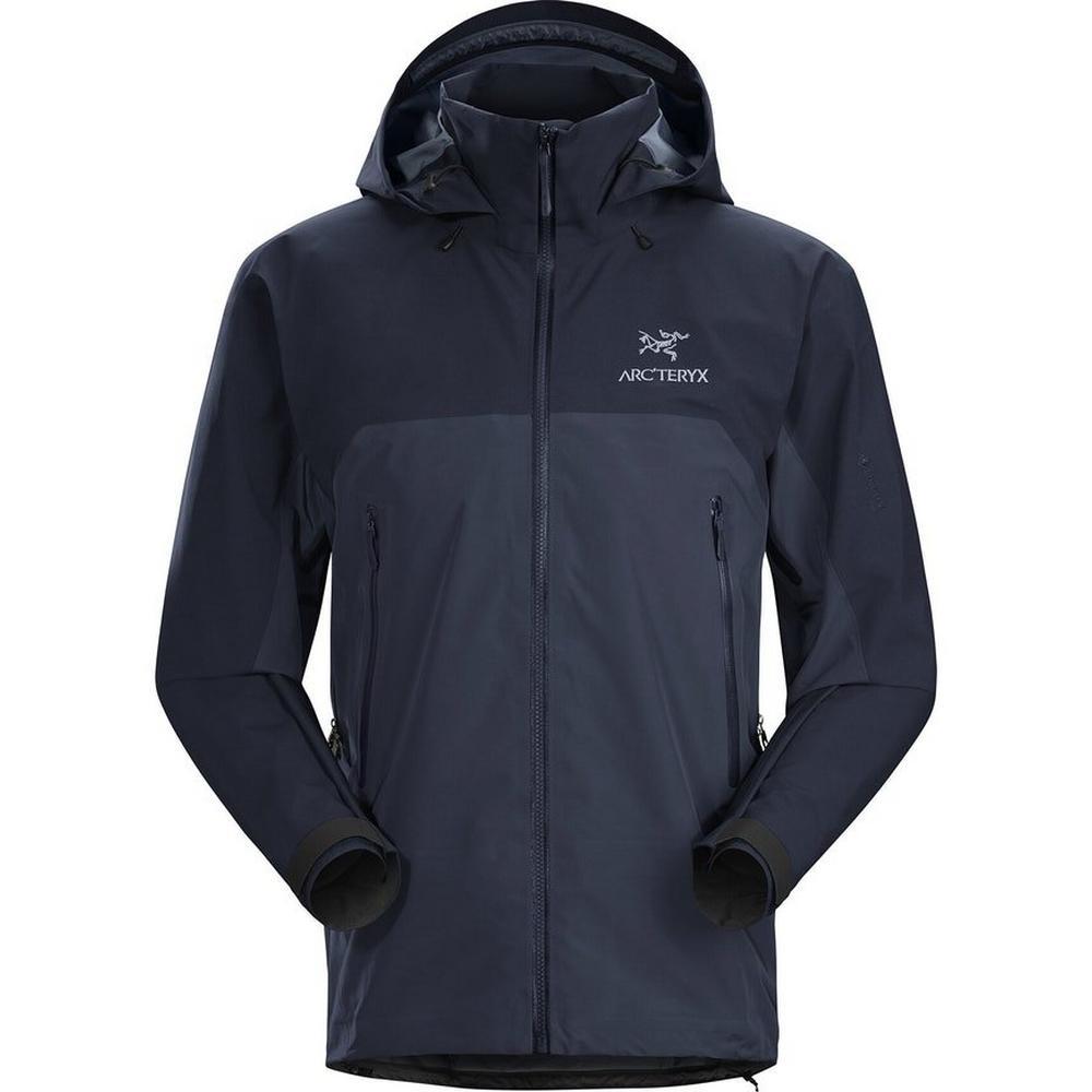 Arcteryx Men's Beta AR Jacket - Navy