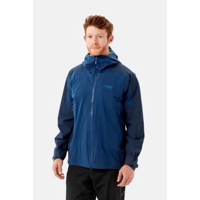 Rab Men's Kinetic Alpine 2.0 Jacket - Blue