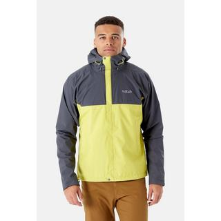 Men's Downpour Eco Jacket - Yellow