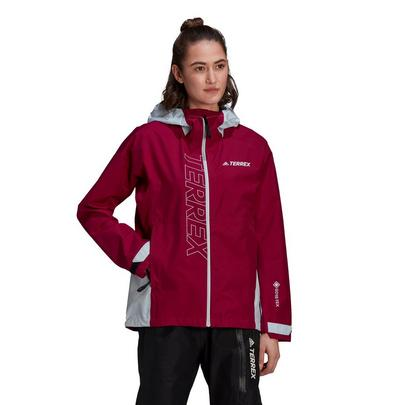 adidas Terrex Women's GTX Paclite Jacket - Purple