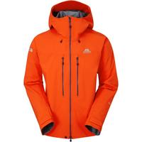 Men's Tupilak Jacket - Cardinal Orange