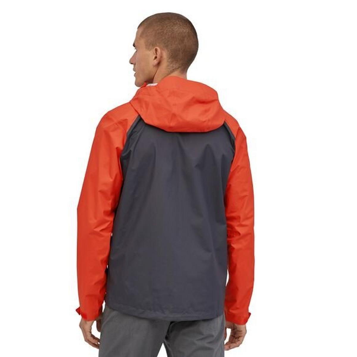 Patagonia Men's Torrentshell  3L Jacket - Hot Ember