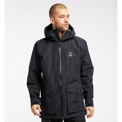 Haglofs Men's Rubus GTX Jacket - Black